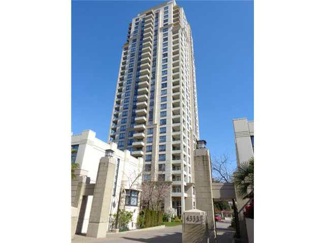 Main Photo: 202 4333 CENTRAL BOULEVARD in : Metrotown Condo for sale : MLS®# V1089421