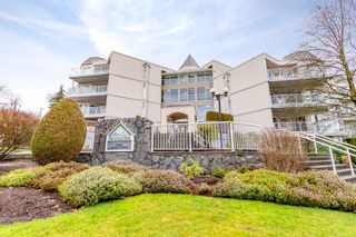 Photo 1: 401 1219 JOHNSON Street in Coquitlam: Canyon Springs Condo for sale : MLS®# R2331496