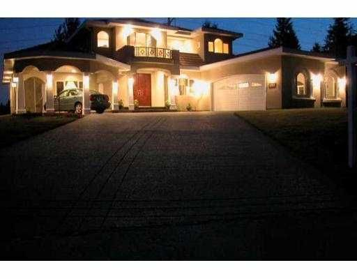 Main Photo: 1068 SUGAR MOUNTAIN Way: Anmore House for sale (Port Moody)  : MLS®# V624277