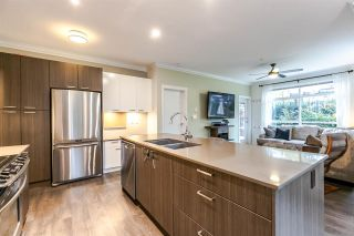"""Photo 3: 107 617 SMITH Avenue in Coquitlam: Coquitlam West Condo for sale in """"EASTON"""" : MLS®# R2220282"""