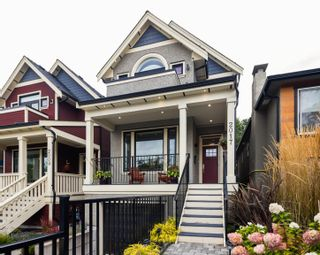 Main Photo: 2017 CHARLES Street in Vancouver: Grandview Woodland House for sale (Vancouver East)  : MLS®# R2625792