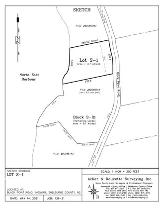 Photo 9: 618 Black Point Road in Ingomar: 407-Shelburne County Vacant Land for sale (South Shore)  : MLS®# 202114453