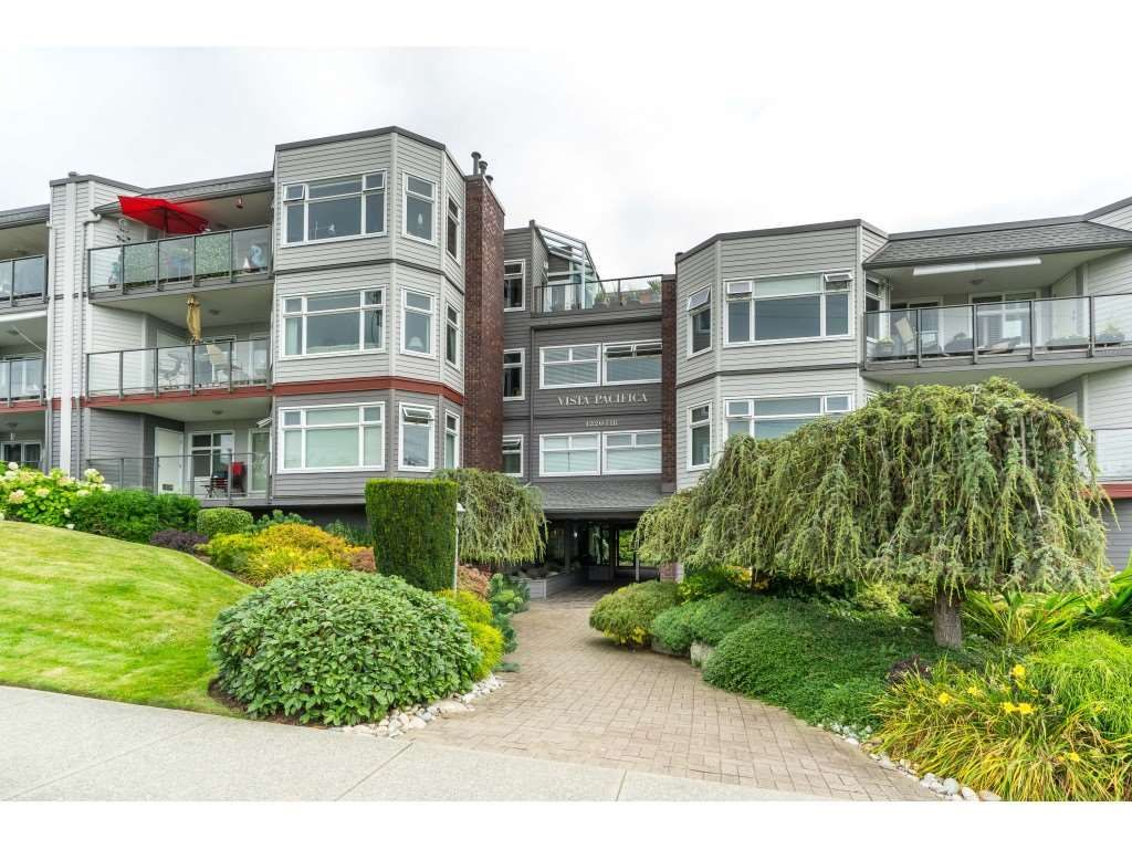 Main Photo: 404 1220 FIR STREET: White Rock Condo for sale (South Surrey White Rock)  : MLS®# R2493236