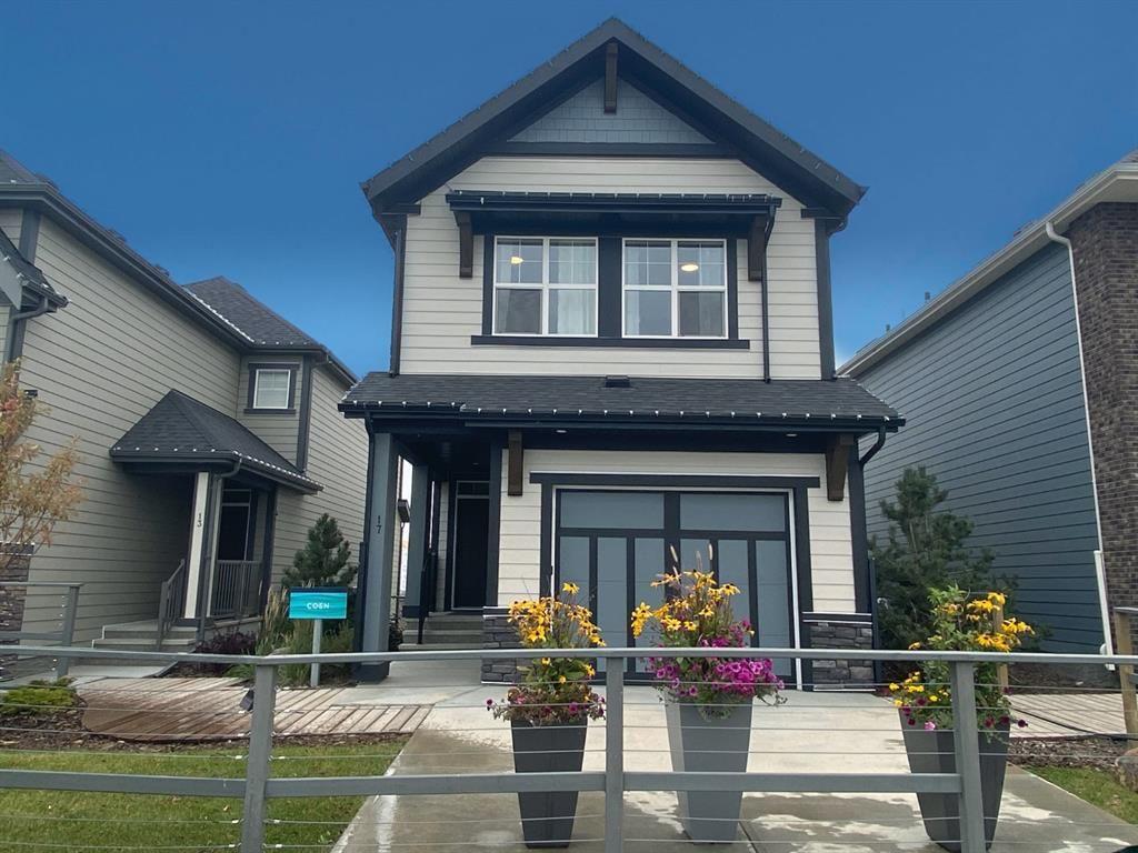 Main Photo: 17 Magnolia Terrace SE in Calgary: Mahogany Detached for sale : MLS®# A1147634