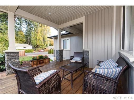 Main Photo: 2566 Selwyn Rd in VICTORIA: La Mill Hill Half Duplex for sale (Langford)  : MLS®# 744883