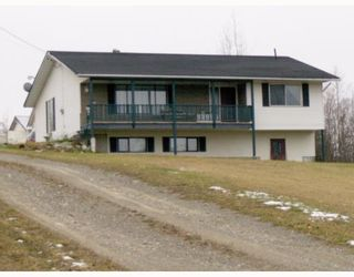 """Photo 1: 1122 EAGLE Road in Quesnel: Quesnel - Rural North House for sale in """"TEN MILE LAKE"""" (Quesnel (Zone 28))  : MLS®# N188479"""
