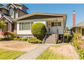 Photo 5: 3729 W 23RD AV in Vancouver: Dunbar House for sale (Vancouver West)  : MLS®# V1138351