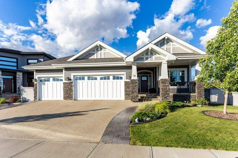 FEATURED LISTING: 12 LEGACY Terrace St. Albert