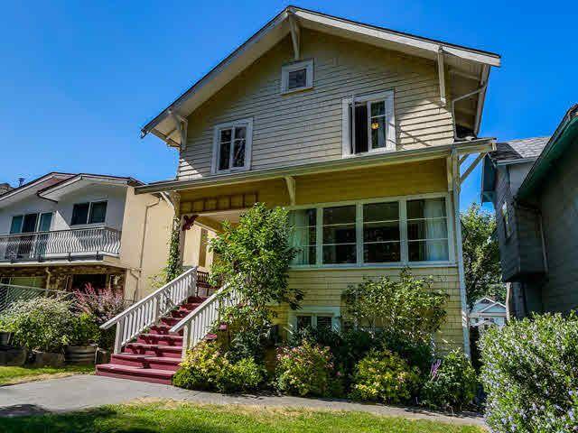 Main Photo: 2763 FRANKLIN STREET in : Hastings Sunrise Residential Detached for sale : MLS®# V1127626