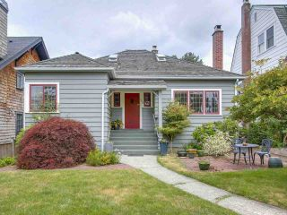 Photo 1: 3939 W KING EDWARD Avenue in Vancouver: Dunbar House for sale (Vancouver West)  : MLS®# R2191736
