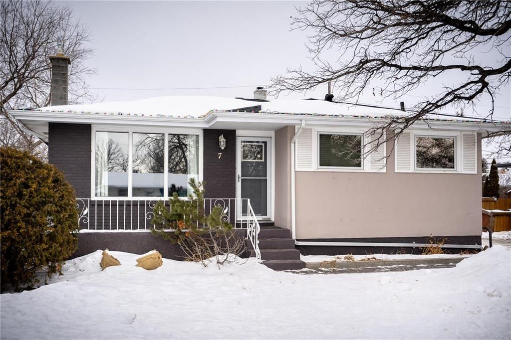 Main Photo: 7 Weaver Bay in Winnipeg: Pulberry Residential for sale (2C)  : MLS®# 202102312