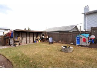 Photo 17: 87 SHAWCLIFFE Green SW in CALGARY: Shawnessy Residential Detached Single Family for sale (Calgary)  : MLS®# C3421802