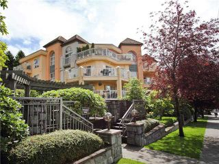 """Photo 1: # 404 519 12TH ST in New Westminster: Uptown NW Condo for sale in """"KINGSGATE HOUSE"""" : MLS®# V1020580"""