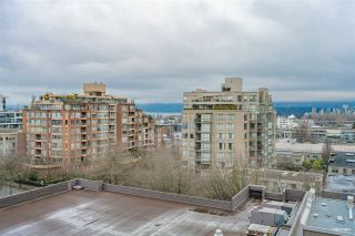 "Photo 29: 701 1675 W 8TH Avenue in Vancouver: Fairview VW Condo for sale in ""Camera"" (Vancouver West)  : MLS®# R2530414"