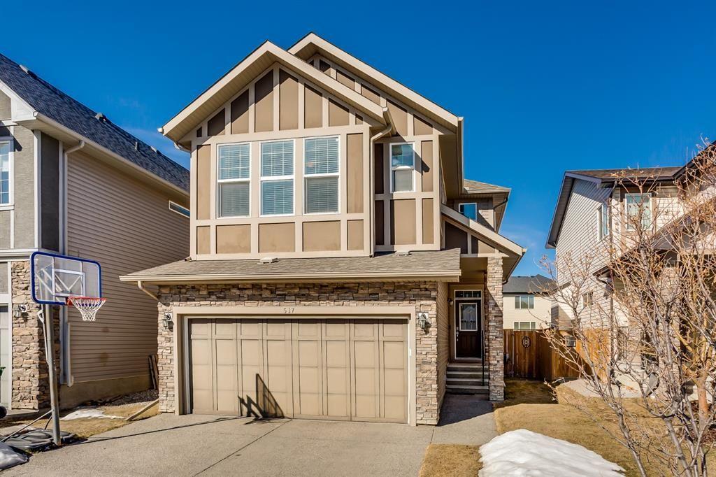 Main Photo: 517 Cranford Drive SE in Calgary: Cranston Detached for sale : MLS®# A1078027