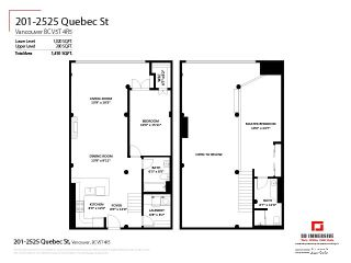"""Photo 18: 201 2525 QUEBEC Street in Vancouver: Mount Pleasant VE Condo for sale in """"CORNERSTONE"""" (Vancouver East)  : MLS®# R2477033"""