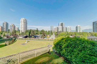 """Photo 22: 616 6028 WILLINGDON Avenue in Burnaby: Metrotown Condo for sale in """"Residences at the Crystal"""" (Burnaby South)  : MLS®# R2614974"""