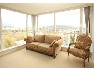 """Photo 2: 2706 4888 BRENTWOOD Drive in Burnaby: Brentwood Park Condo for sale in """"FITZGERLAND"""" (Burnaby North)  : MLS®# V1033186"""