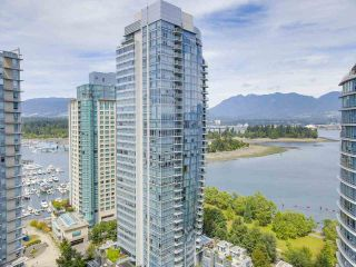 """Photo 11: 2301 1205 W HASTINGS Street in Vancouver: Coal Harbour Condo for sale in """"CIELO"""" (Vancouver West)  : MLS®# R2191331"""