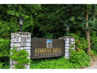 """Photo 16: 17 65 FOXWOOD Drive in Port Moody: Heritage Mountain Townhouse for sale in """"FOREST HILL"""" : MLS®# V1125839"""