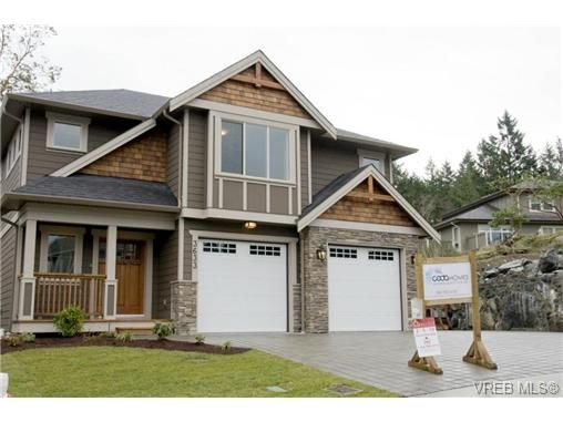 Main Photo: 3633 Coleman Place in Victoria: Co Latoria House for sale (Colwood)  : MLS®# 302702