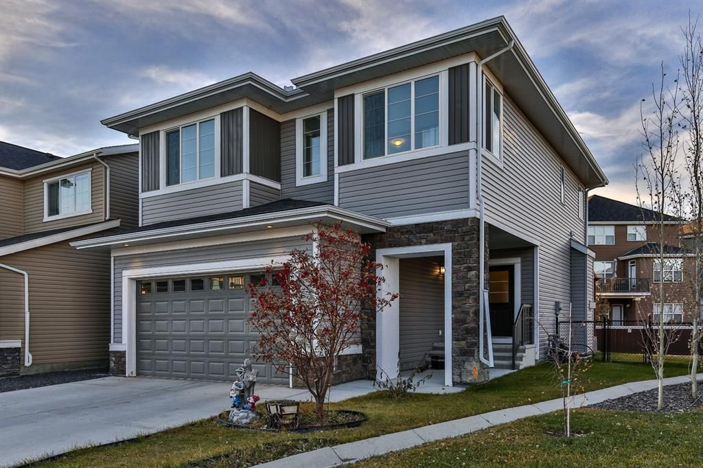 Main Photo: 312 Sunset View: Cochrane Detached for sale : MLS®# A1102098