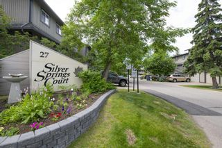 Main Photo: 9 27 Silver Springs Drive NW in Calgary: Silver Springs Row/Townhouse for sale : MLS®# A1125267