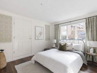 """Photo 15: 735 W 7TH Avenue in Vancouver: Fairview VW Townhouse for sale in """"The Fountains"""" (Vancouver West)  : MLS®# R2544086"""