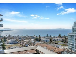"""Photo 2: 1607 1455 GEORGE Street: White Rock Condo for sale in """"Avra"""" (South Surrey White Rock)  : MLS®# R2558327"""