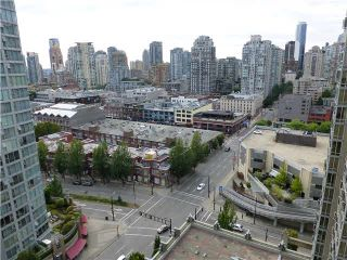 "Photo 9: 1901 989 BEATTY Street in Vancouver: Yaletown Condo for sale in ""NOVA"" (Vancouver West)  : MLS®# V1081058"
