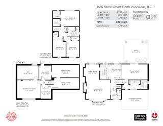 Photo 31: 1455 KILMER Road in North Vancouver: Lynn Valley House for sale : MLS®# R2515575