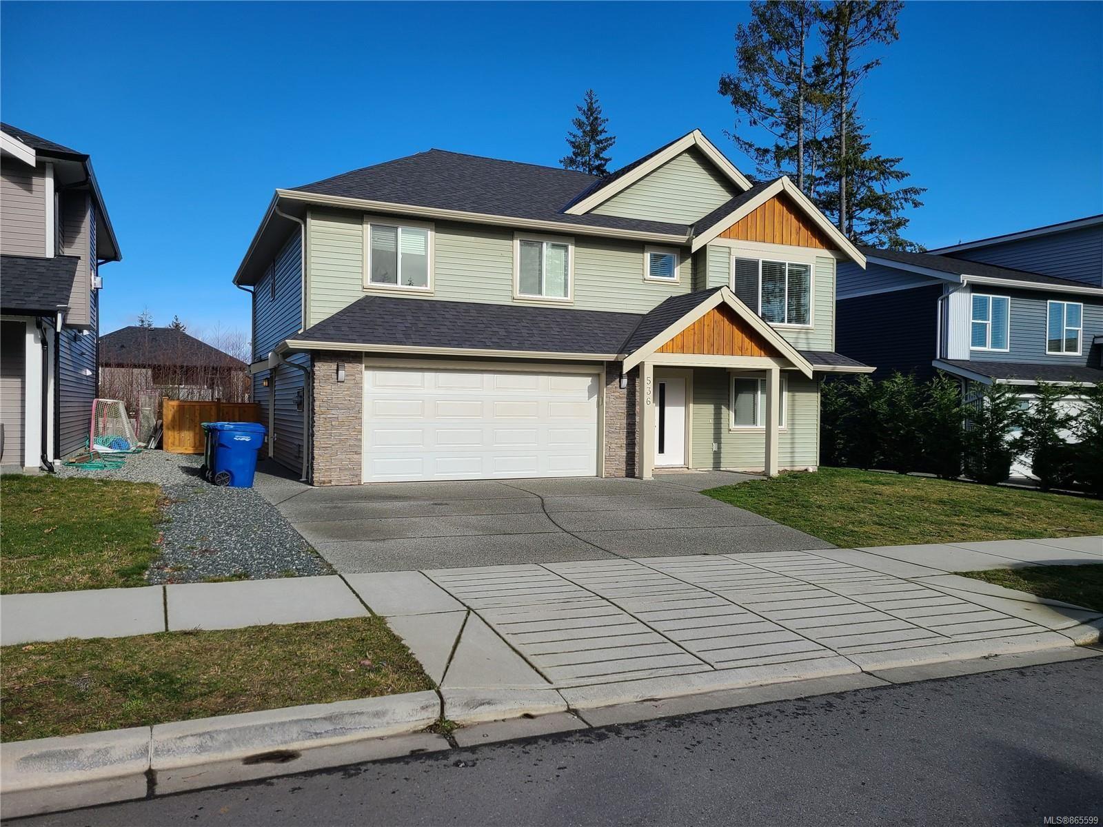 Main Photo: 536 Lori Pl in : Na South Nanaimo House for sale (Nanaimo)  : MLS®# 865599