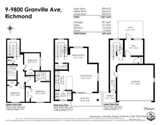 """Photo 38: 9 9800 GRANVILLE Avenue in Richmond: McLennan North Townhouse for sale in """"The Grand Garden"""" : MLS®# R2567989"""
