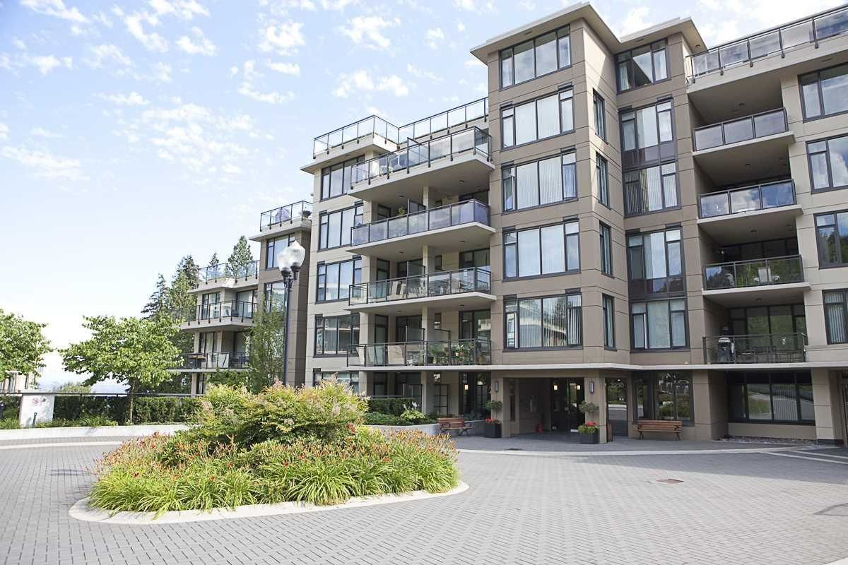 Main Photo: 505 2950 PANORAMA Drive in Coquitlam: Westwood Plateau Condo for sale : MLS®# R2595249