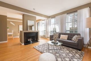 Photo 4: 102 1012 Balfour Street in The Coburn: Shaughnessy Home for sale ()