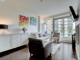 Photo 3: 504 708 Burdett Ave in VICTORIA: Vi Downtown Condo for sale (Victoria)  : MLS®# 818538