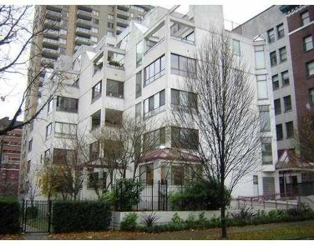 FEATURED LISTING: 503 1042 NELSON ST Vancouver