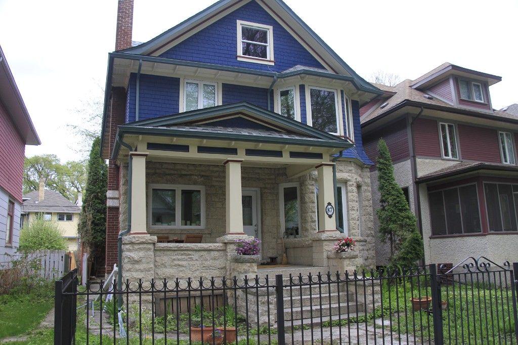 Photo 69: Photos: 87 Ruby Street in Winnipeg: Wolseley Single Family Detached for sale (West Winnipeg)  : MLS®# 1306696