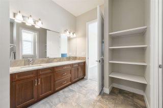 Photo 22: 910 WOOD Place in Edmonton: Zone 56 House Half Duplex for sale : MLS®# E4239285