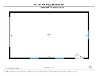 Photo 50: 9815 81 Avenue in Edmonton: Zone 17 House for sale : MLS®# E4262236