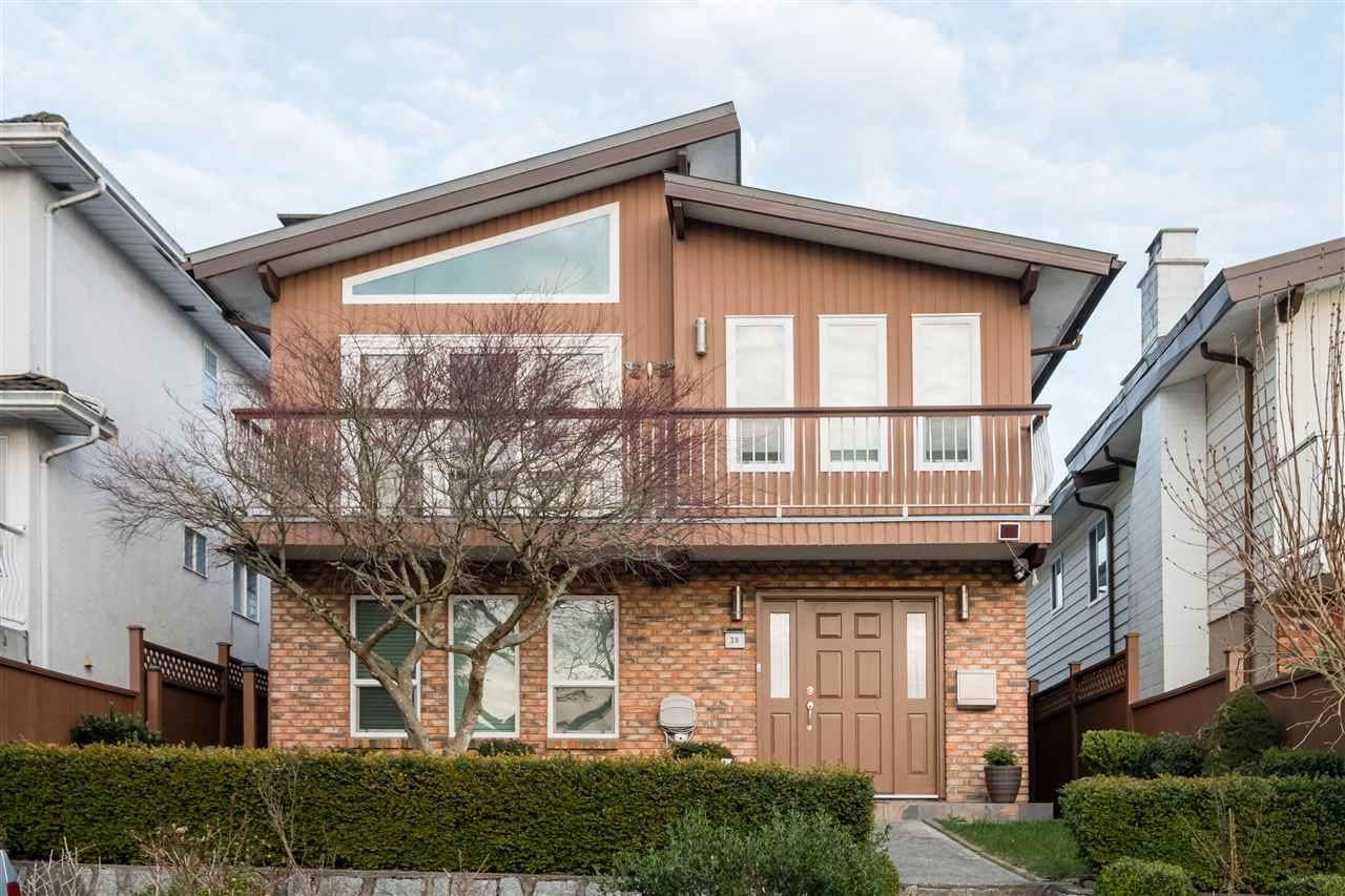 Main Photo: 38 RANELAGH Avenue in Burnaby: Capitol Hill BN House for sale (Burnaby North)  : MLS®# R2547749