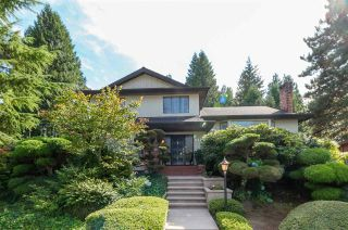 """Photo 1: 6427 CHAUCER Place in Burnaby: Buckingham Heights House for sale in """"BUCKINGHAM HEIGHTS"""" (Burnaby South)  : MLS®# R2402658"""