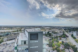 """Photo 2: 3302 488 SW MARINE Drive in Vancouver: Marpole Condo for sale in """"MARINE GATEWAY"""" (Vancouver West)  : MLS®# R2617197"""