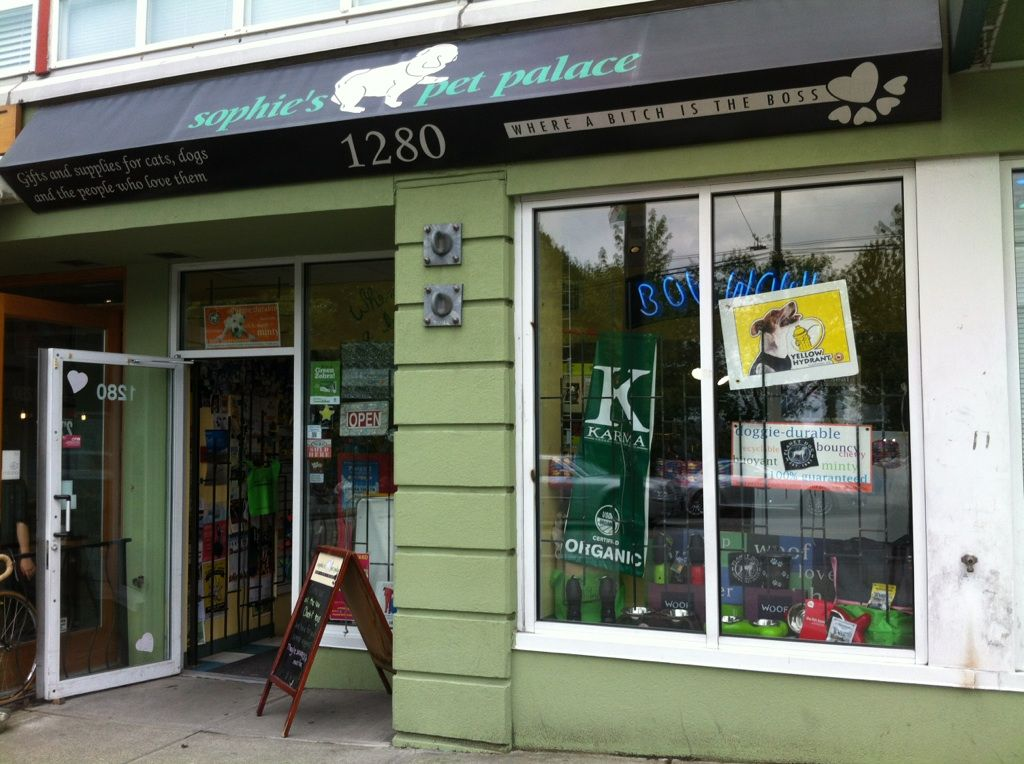 Main Photo: ~ PET FOOD & SUPPLY ~ in : Grandview VE Home for sale (Vancouver East)  : MLS®# V4035766