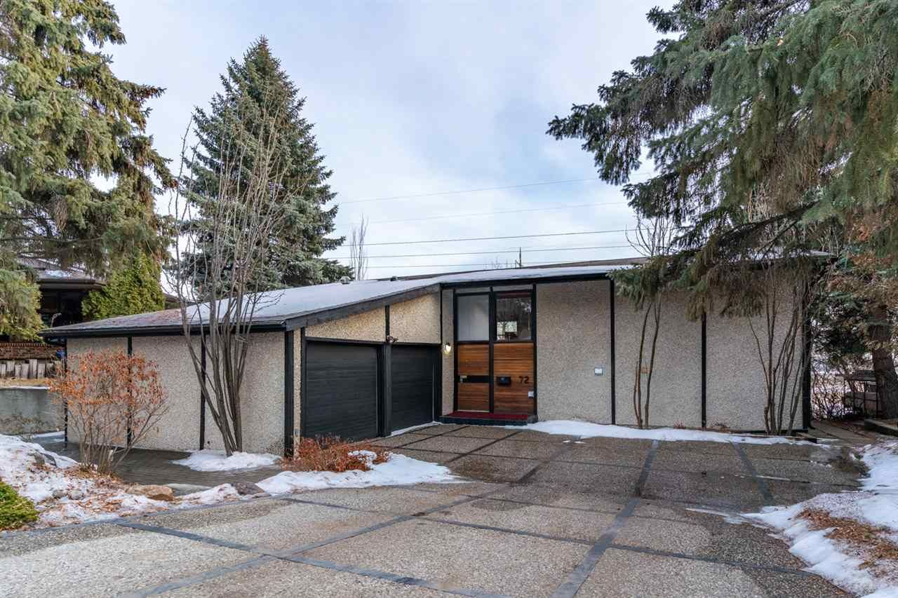 Main Photo: 72 GOODRIDGE Drive: St. Albert House for sale : MLS®# E4231572