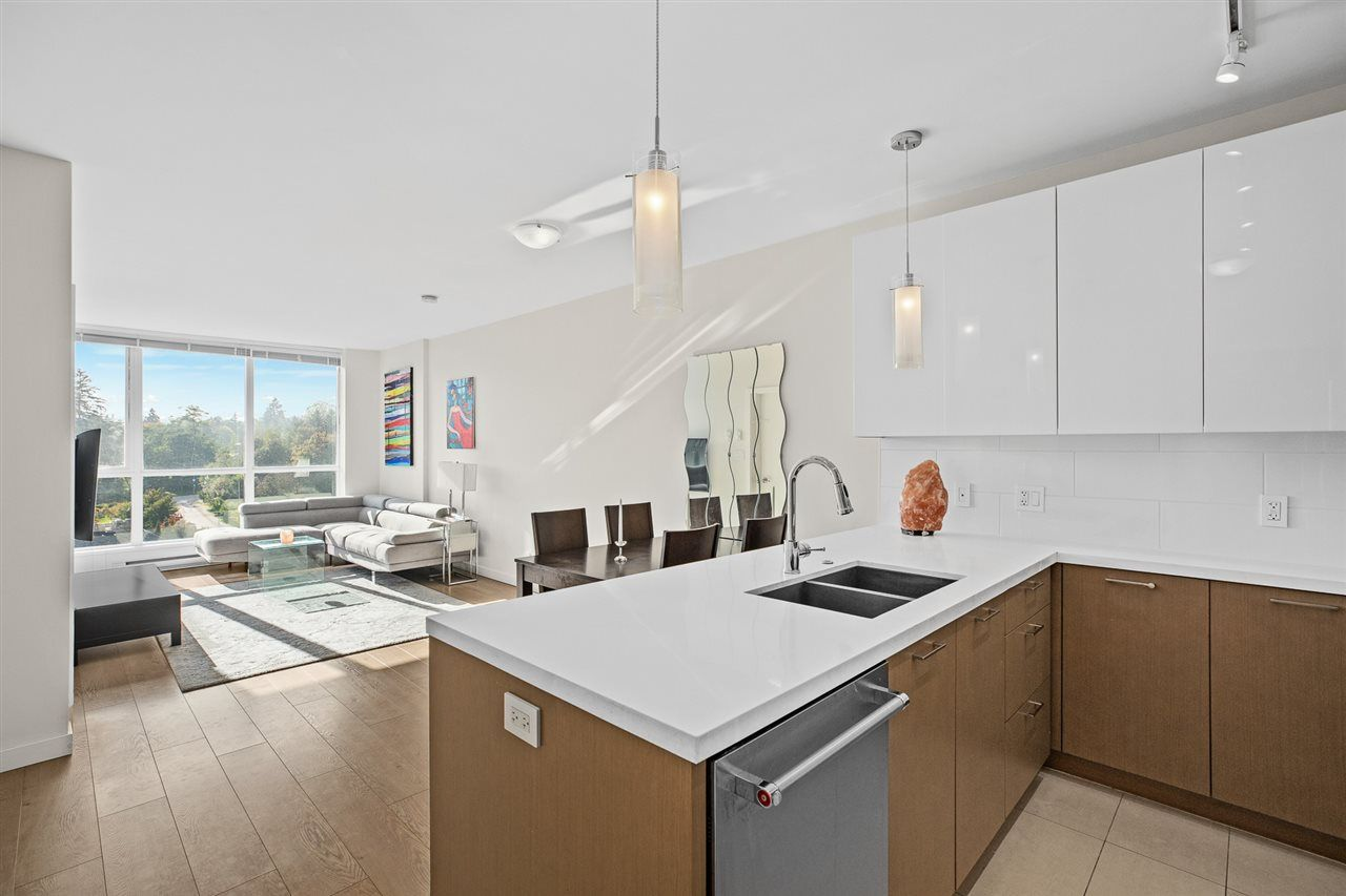 """Main Photo: 1207 271 FRANCIS Way in New Westminster: Fraserview NW Condo for sale in """"PARKSIDE TOWER"""" : MLS®# R2507810"""