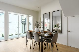 """Photo 8: 2559 E 40TH Avenue in Vancouver: Collingwood VE Townhouse for sale in """"East 40th"""" (Vancouver East)  : MLS®# R2593503"""