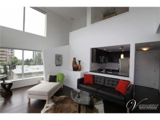 Photo 3: # PH2 1288 CHESTERFIELD AV in North Vancouver: Central Lonsdale Condo for sale : MLS®# V990809