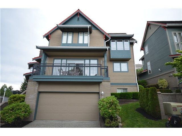 """Main Photo: 18 910 FORT FRASER RISE in Port Coquitlam: Citadel PQ Townhouse for sale in """"SIENNA RIDGE"""" : MLS®# V1007711"""