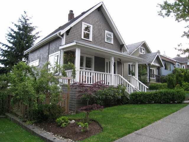 Main Photo: 2938 E GEORGIA STREET in : Renfrew VE House for sale : MLS®# V838729